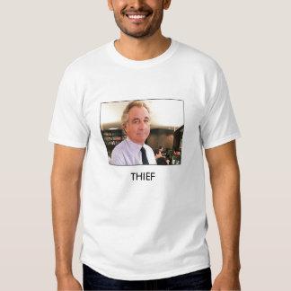 _45297352_madoff_ap226, THIEF Tshirt