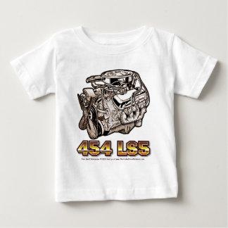 454 LS5 Engine Baby T-Shirt