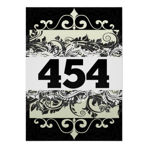 454 POSTERS