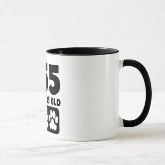 455 Dog Years Old Mug