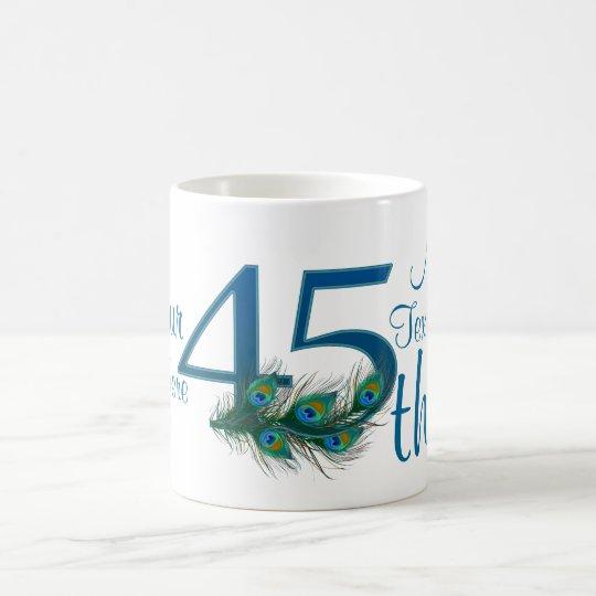 # 45 - 45th Wedding Anniversary or 45th