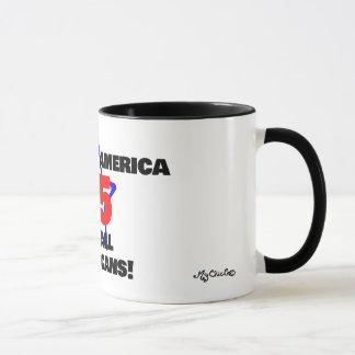 45 A Better America for All! MUG! Mug