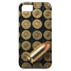 45 Calibre Ammo Bullets Tough iPhone 5 Case
