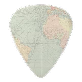 45 lines of communication, Atlantic Ocean Acetal Guitar Pick