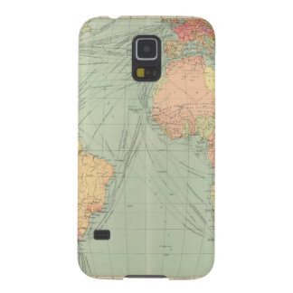 45 lines of communication, Atlantic Ocean Galaxy S5 Cases