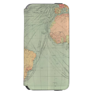 45 lines of communication, Atlantic Ocean Incipio Watson™ iPhone 6 Wallet Case