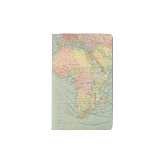 45 lines of communication, Atlantic Ocean Pocket Moleskine Notebook