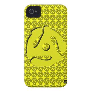 45 RPM Adapter iPhone 4 Case-Mate Case