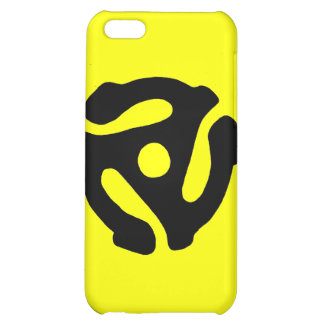 45 RPM adapter Cover For iPhone 5C