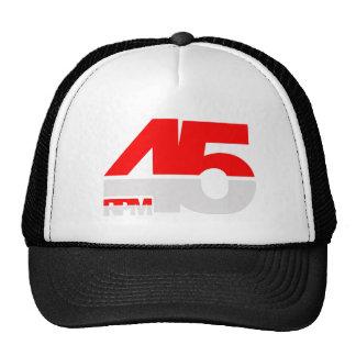 45 RPM CAP