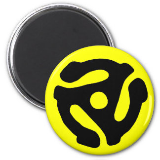 45 RPM Record Insert Magnet