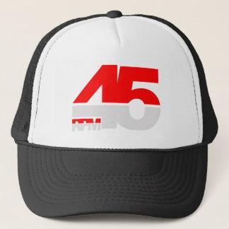 45 RPM TRUCKER HAT