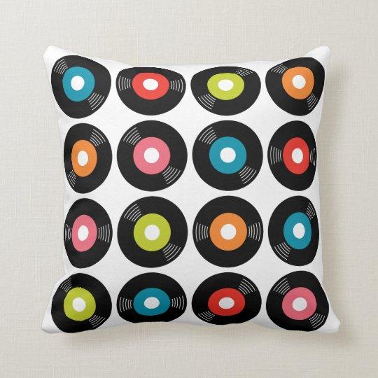 45s Record Pillow — SQUARE
