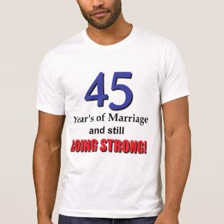 45th Anniversary Shirts