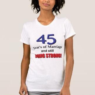 45th Anniversary Tee Shirts