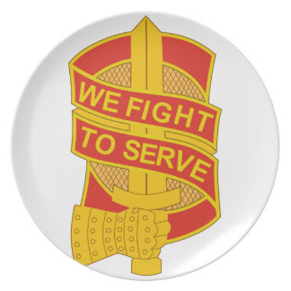 45th Aviation Battalion Party Plate