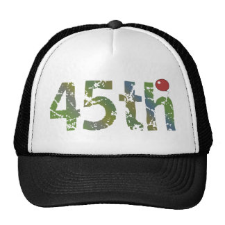 45th Birthday Hat Gift