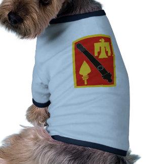 45th Field Artillery Brigade Pet Shirt