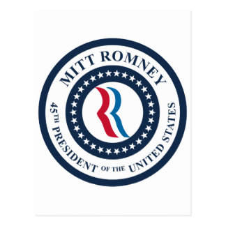 45th President Post Card