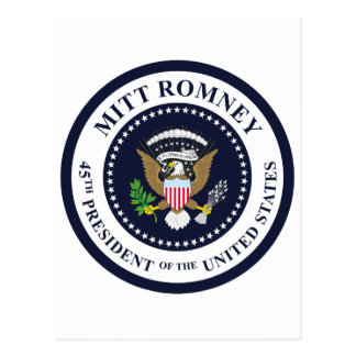45th President Postcard