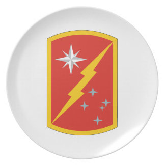 45th Sustainment Brigade Plate