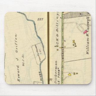 46-47 White Plains, Scarsdale Mouse Mat