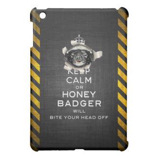 [46] Keep Calm or Honey Badger… iPad Mini Covers