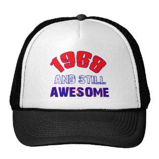 46 years Old birthday designs Cap