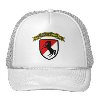 46th IPSD - 11th ACR Trucker Hats