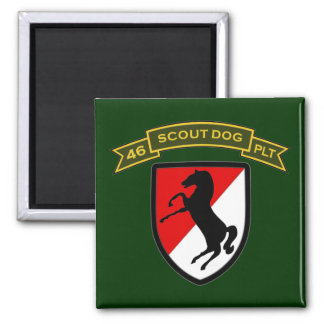 46th IPSD - 11th ACR Square Magnet