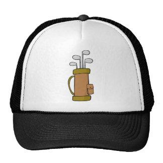 4702 GOLF BAG SPORTS NATURE COLORS CAP