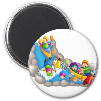 47_liffey2 6 cm round magnet