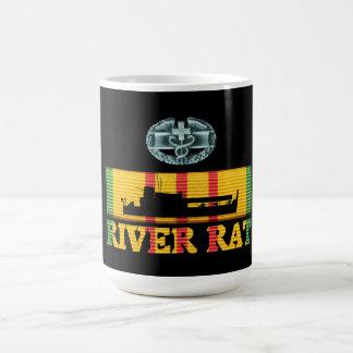47th Infantry CMB River Rat Mug