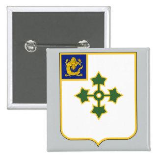 47th Infantry Regiment 15 Cm Square Badge