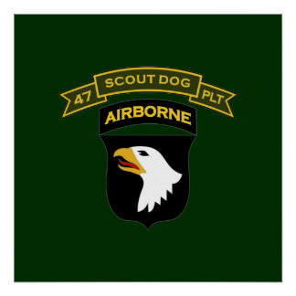 47th IPSD - 101st Airborne Poster