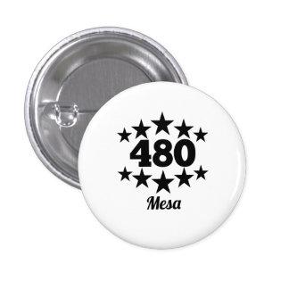 480 Mesa 3 Cm Round Badge