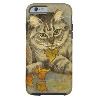 4872 Autumn Cat Tough iPhone 6 Case
