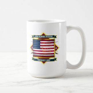 48th Illinois Volunteer Infantry Coffee Mug