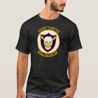 493rd Fighter Squadron - Mors Inimicis T-Shirt