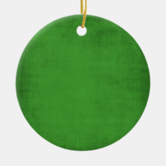 495_green-paper RICH GRASSY GREEN TEMPLATE TEXTURE Christmas Tree Ornaments