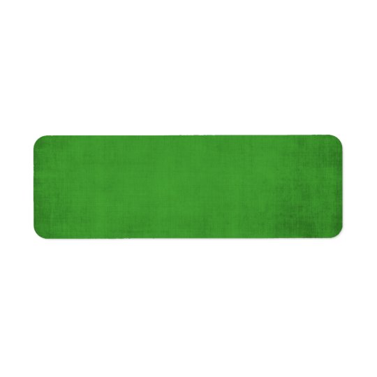 495_green-paper RICH GRASSY GREEN TEMPLATE TEXTURE Return Address Label