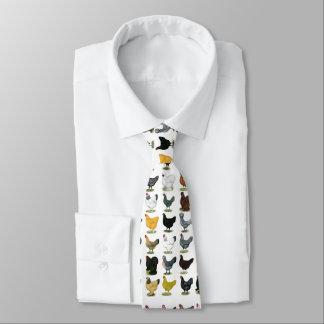 49 Chicken Hens Tie