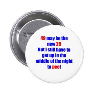 49 new 29 6 cm round badge