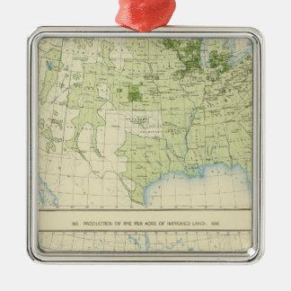 49 Rye 1890 Christmas Ornament