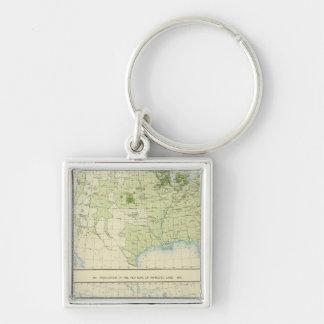 49 Rye 1890 Key Ring