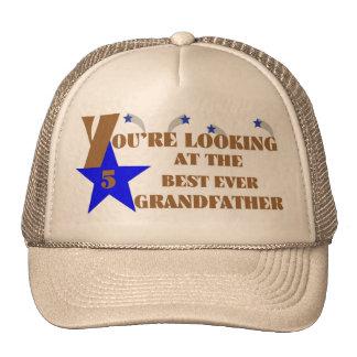49Best Ever Grandfather Cap
