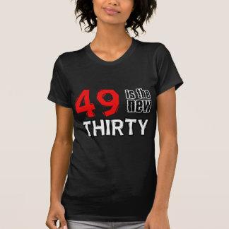 49th birthday designs T-Shirt