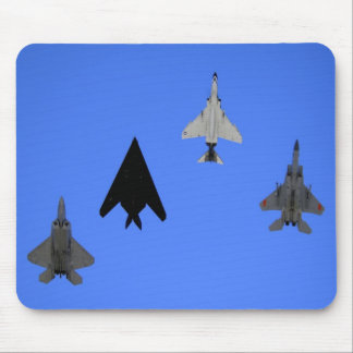 49th Fighter Wing Formation Mouse Pad