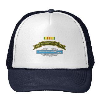 49th IPSD w CIB Hats