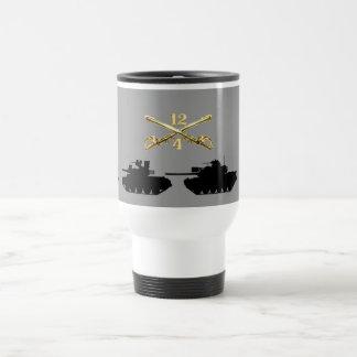 4/12th Cavalry AFVs Mug